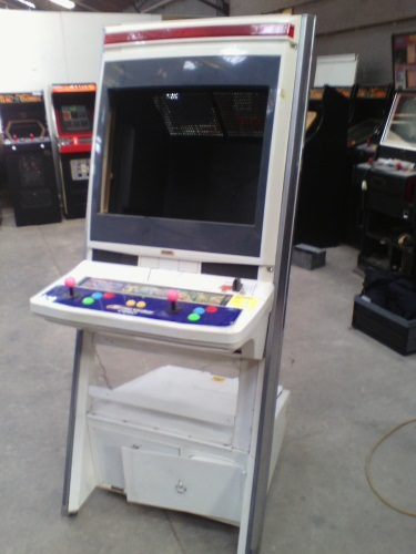 Flipperforum • View topic - TK : Sega Naomi Cabinet (leeg)